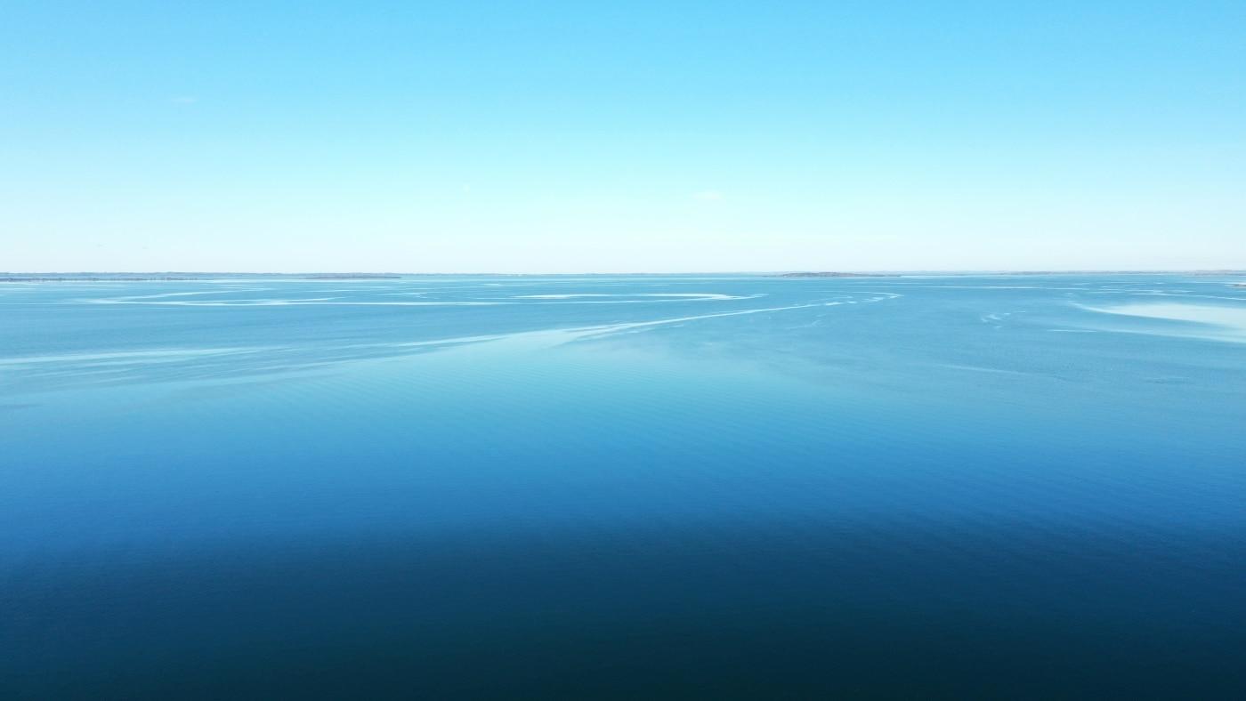 Dronefoto Sydfyns øhav